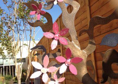 public-healing-garden-tree-spring-flowers