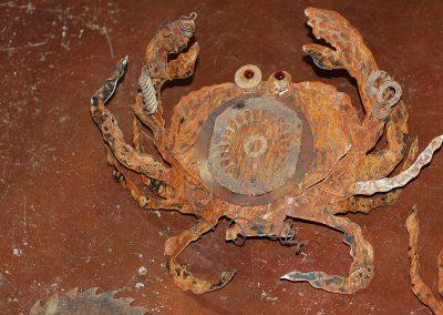salvage crab