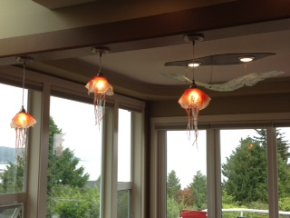 Private Commission Dining Room Lights