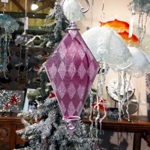 Christmas Diamond Violet
