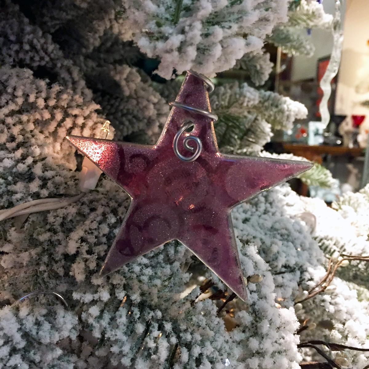 Christmas Star Violet