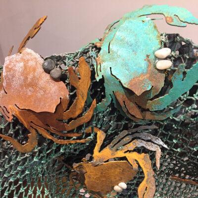 Metal Crab