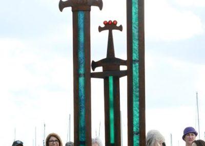 Guardian stone -poulsbo swords